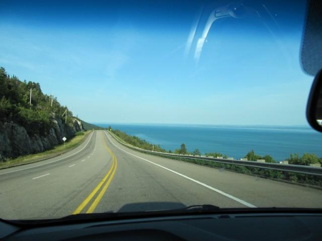 Keep driving to Tadoussac