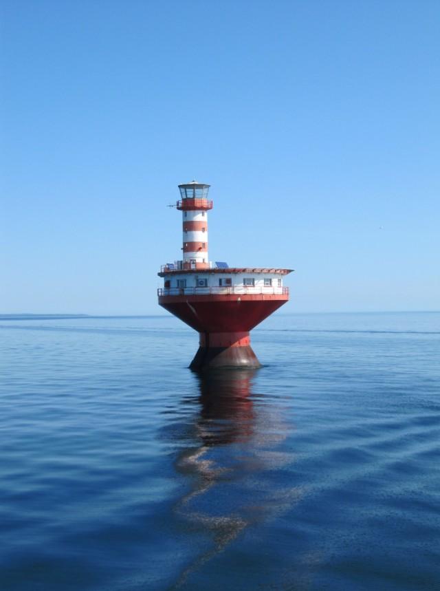 Amazing Prince Shoal Lighthouse