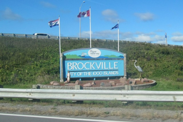 Welcome to Brockville