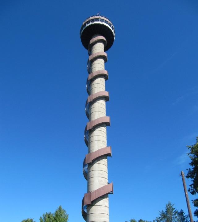 1000 islands tower