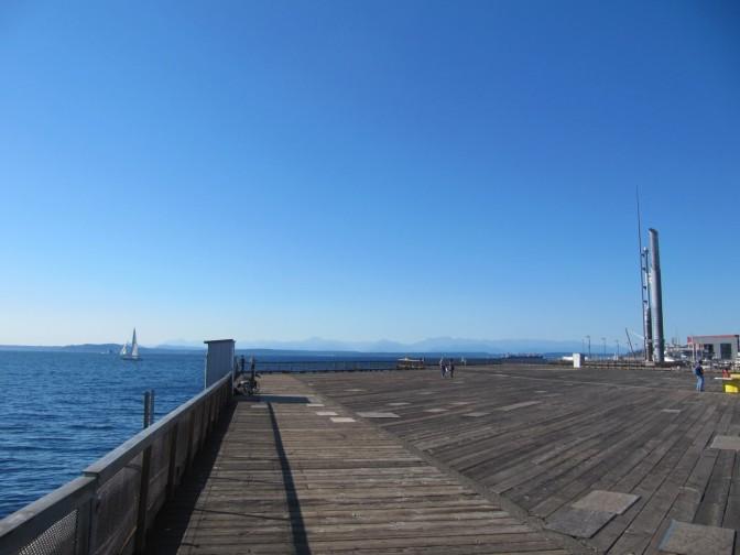 Hello Pacific Ocean!
