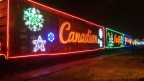 30. Canadian Pacific Holiday Train