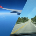 58. Flying or driving?