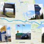 64.Going West on Trans-Canada Highway. Part 3.