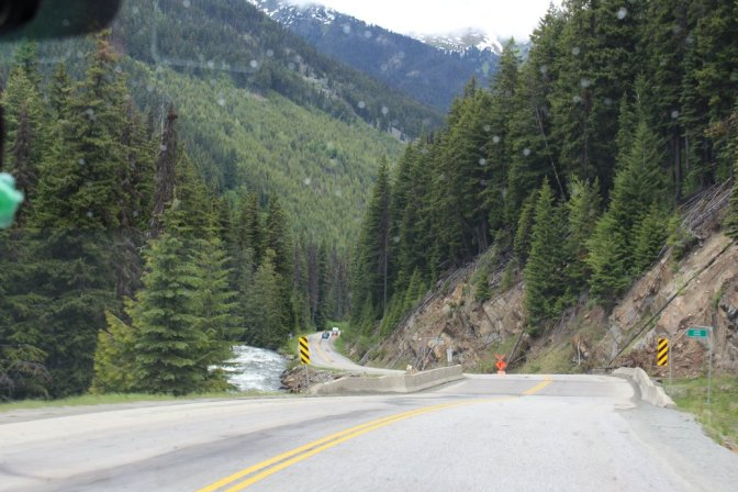 Highway 1 Canada