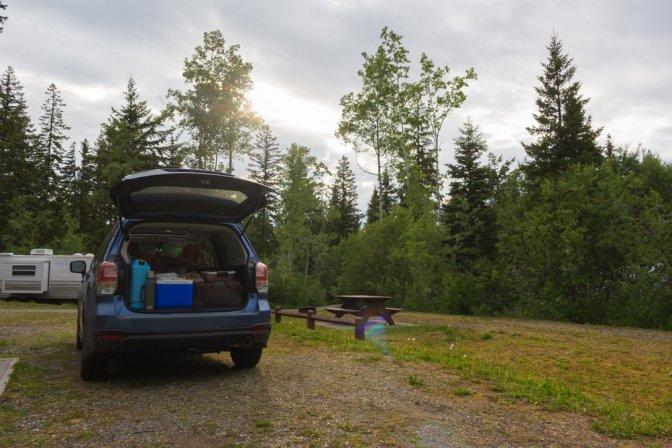 Ten Mile Lake Provincial Park